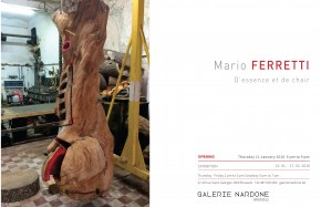 MARIO FERRETTI : D'essence et de chair