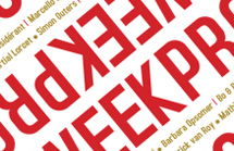 WEEKPROJECTS : EXPOSITION COLLECTIVE