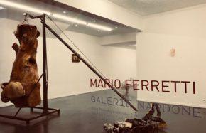 Bruxelles > MARIO FERRETTI : D'essence et de chair